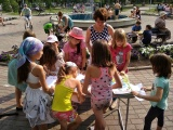 Мероприятия ЦДБС в рамках проекта  «Летние парки Магнитки» (27-29.07)