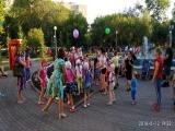 Мероприятия проекта  «Летние парки Магнитки» в сквере «Магнит» (11 и 12 августа)