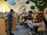 Один день из жизни детской библиотеки